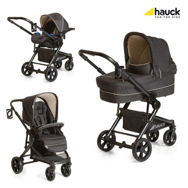 Бебешка количка Atlantic Plus Set